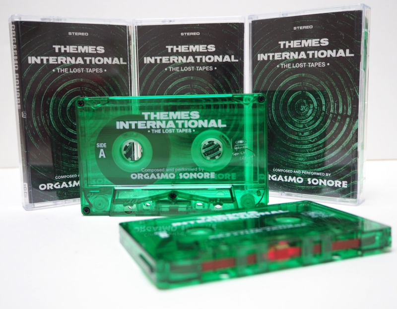 Orgasmo Sonore - Themes International: The Lost Tapes