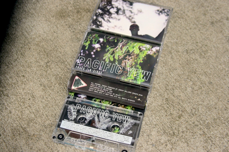 Pacific Yew - Pacific Yew - Trees / B-Sides