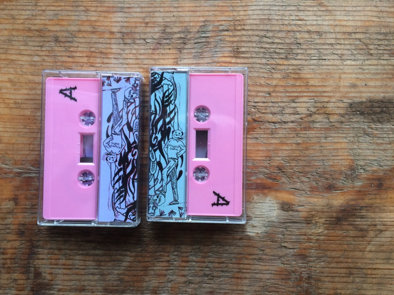 Pacino - Půl Litru Země (Tape Edition)