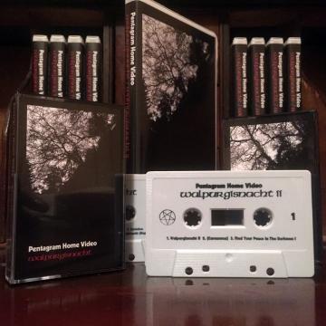 Pentagram Home Video - Walpurgisnacht II
