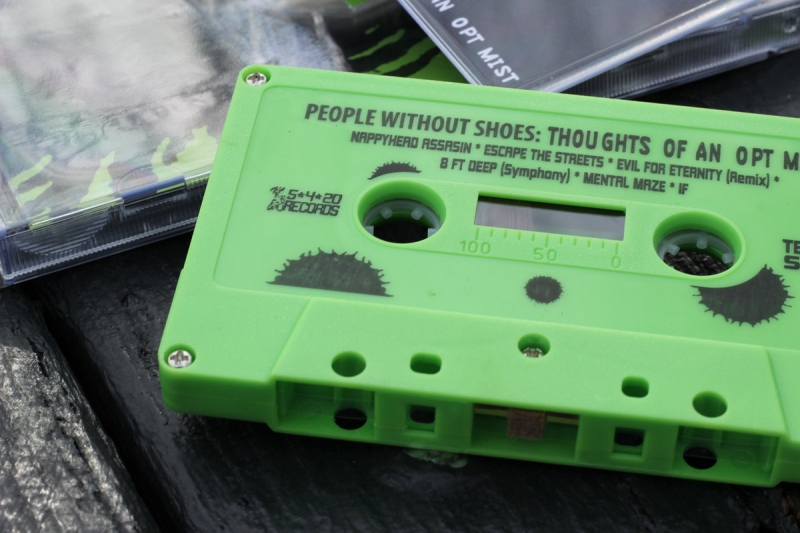 People Without Shoes - Thoughts Of An Optimist
