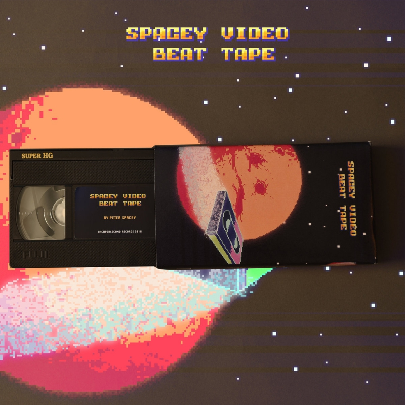 Peter Spacey -Spacey Video Beat Tape