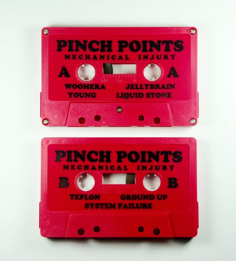 Pinch Points -Mechanical Injury