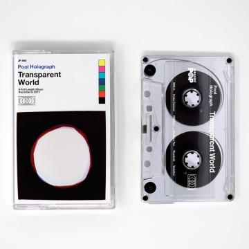 Pool Holograph - Transparent World