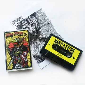 Man-Eaters - S/T