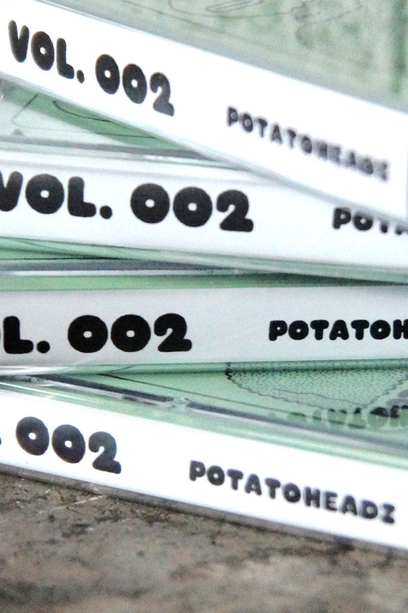Potatoheadz Records -Vol. 2 C/S