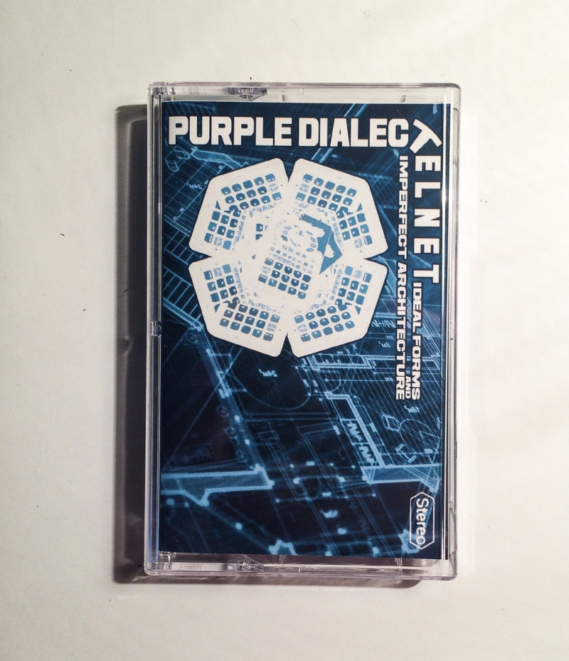 Purple Dialect X Telnet - Ideal Forms And Imperfect Architecture