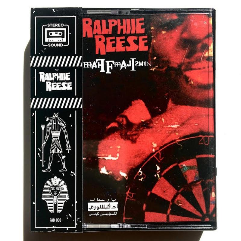 Ralphiie Reese - Maffmajishun