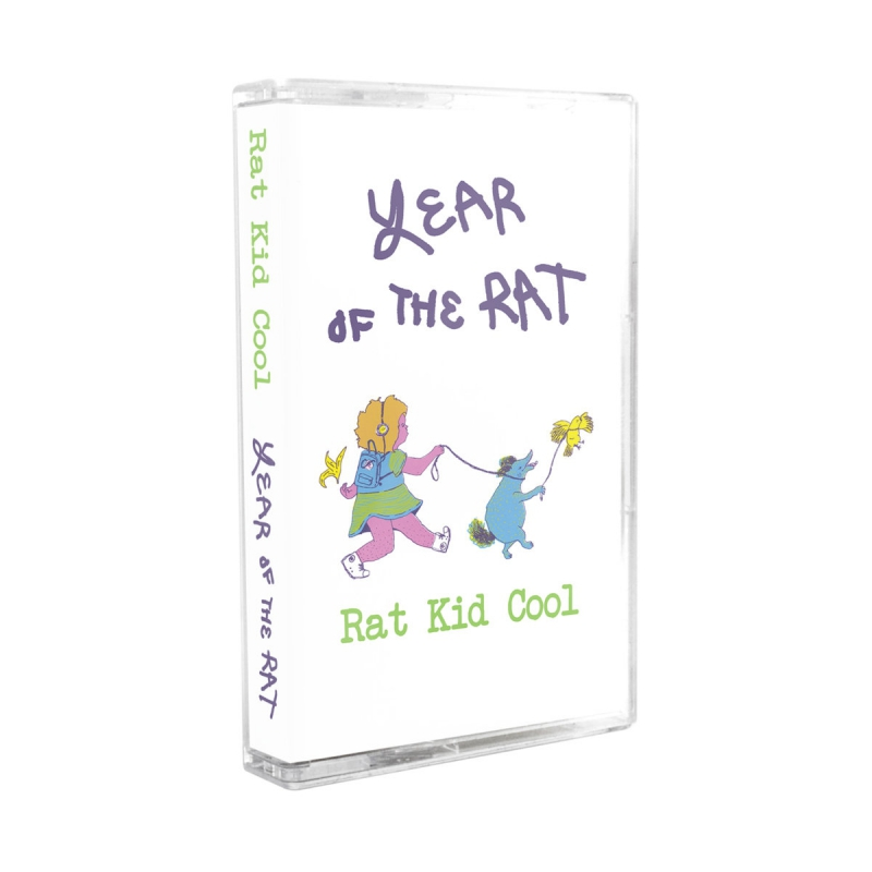 Rat Kid Cool -Year Of The Rat