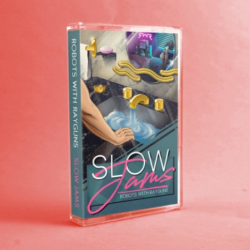 Robots With Rayguns - Slow Jams
