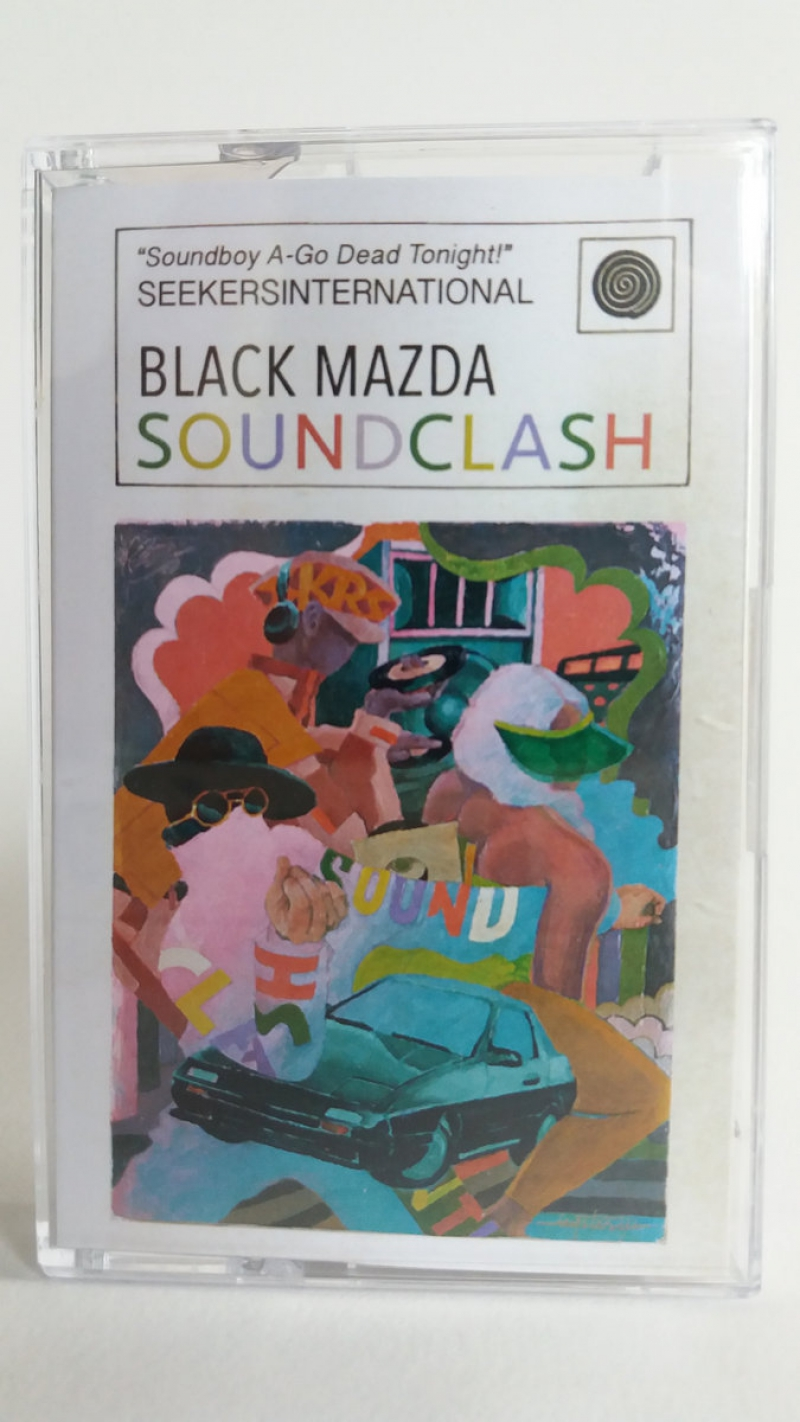 Seekersinternational - Black Mazda Soundclash