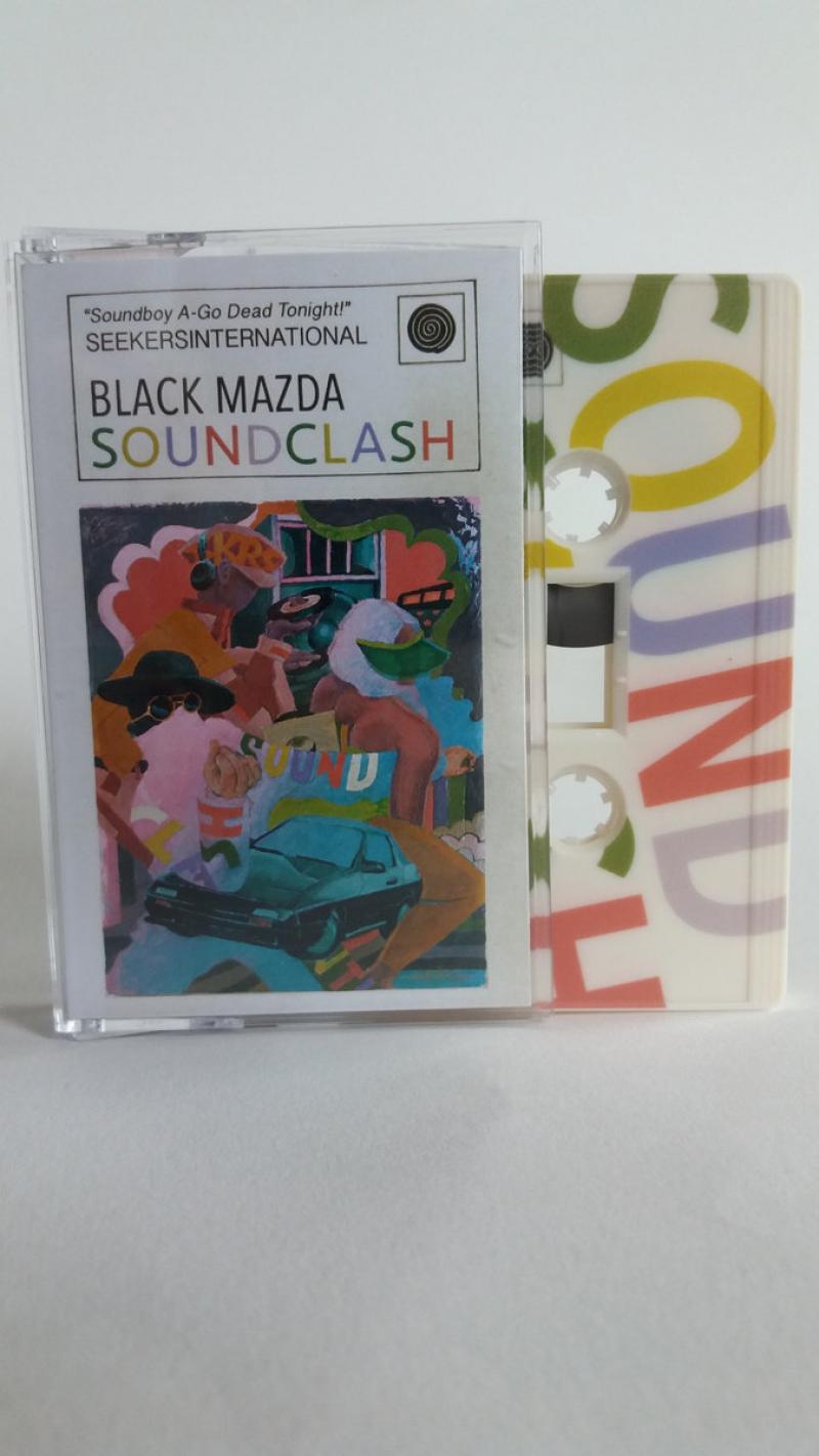 Seekersinternational -Black Mazda Soundclash