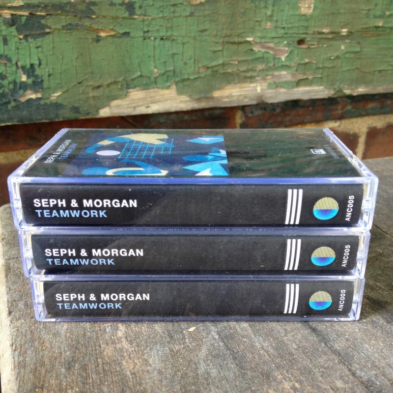 Seph & Morgan -Teamwork