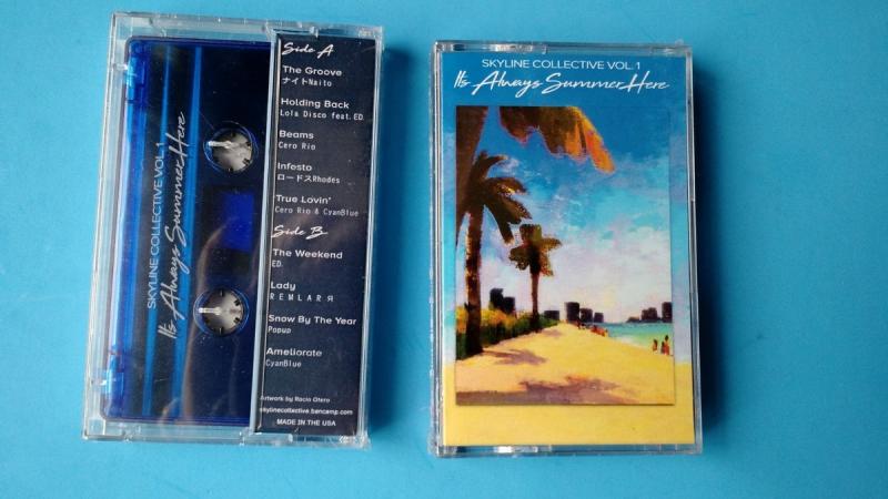 Skyline Collective -Vol. 1: It's Always Summer Here