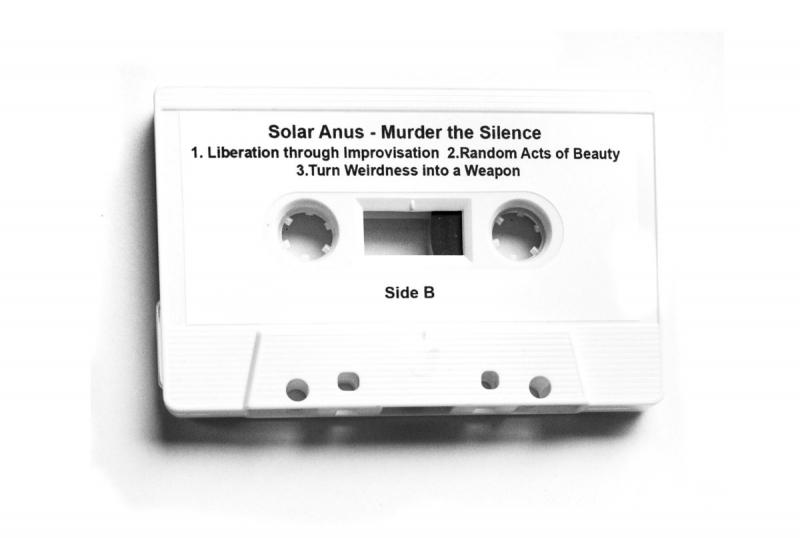 Solar Anus -Murder The Silence