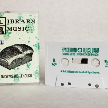 Spacebomb House Band - Library Music I: No Space High Enough