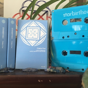 Starbirthed -Chakra Five