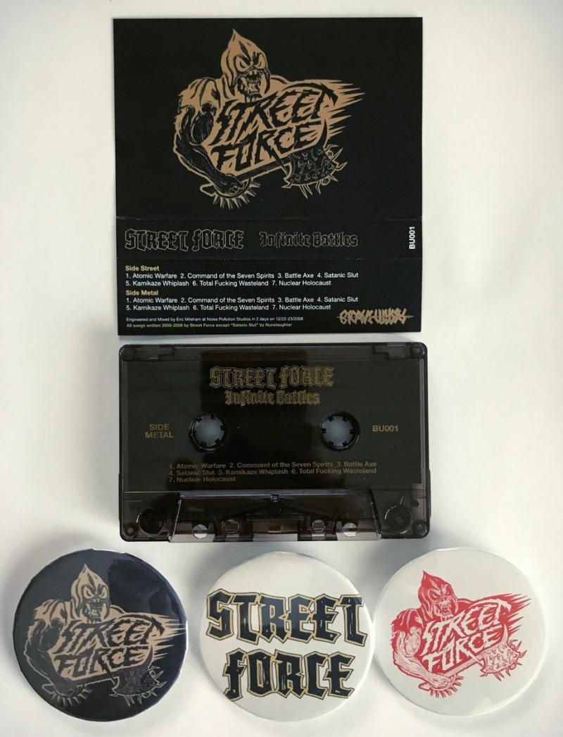 Street Force -Infinite Battles
