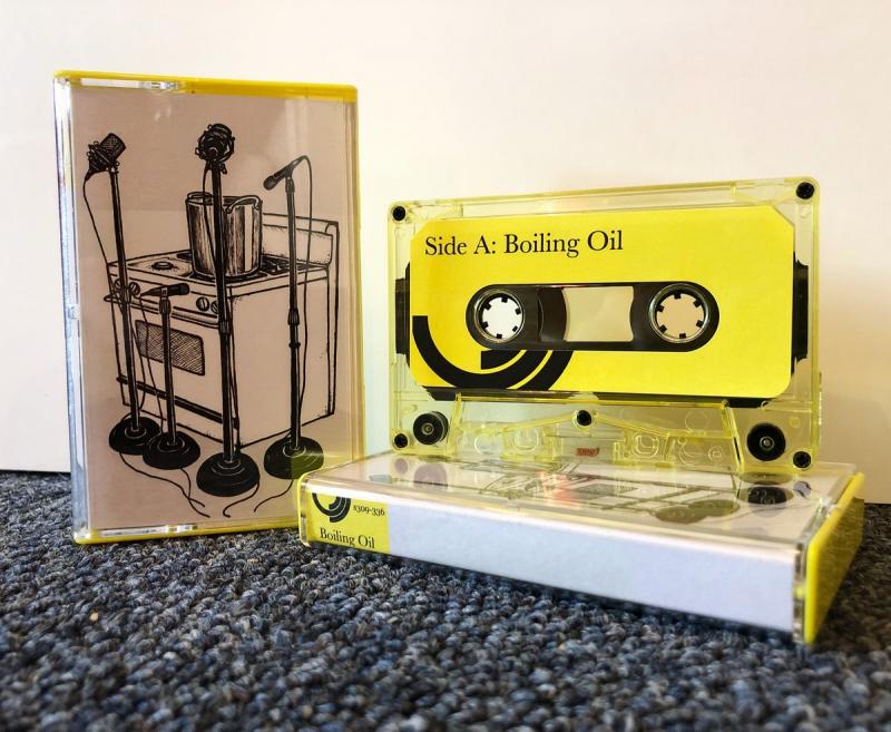 Suite 309 -Boiling Oil