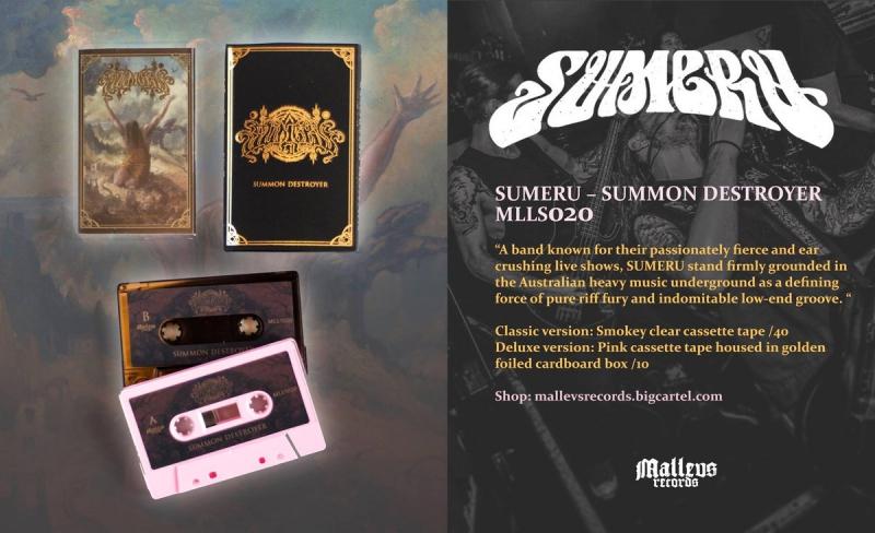 Sumeru - Summon Destroyer