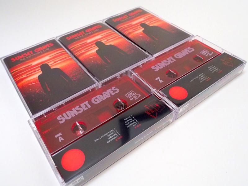 Sunset Graves -The Inevitable End