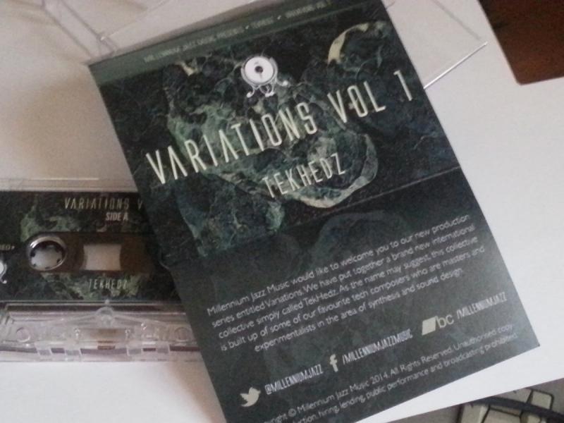 Tekhedz - Variations Vol.1