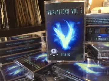 """Tekhedz - Variations VolÃÆâ€â""""Ã"""
