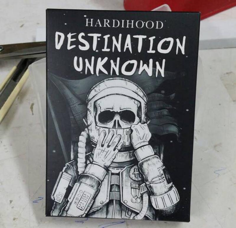 Hardihood - Destination Unknown