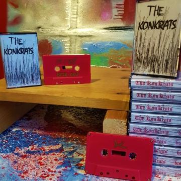 The Konkrats - Secret Demo Ep