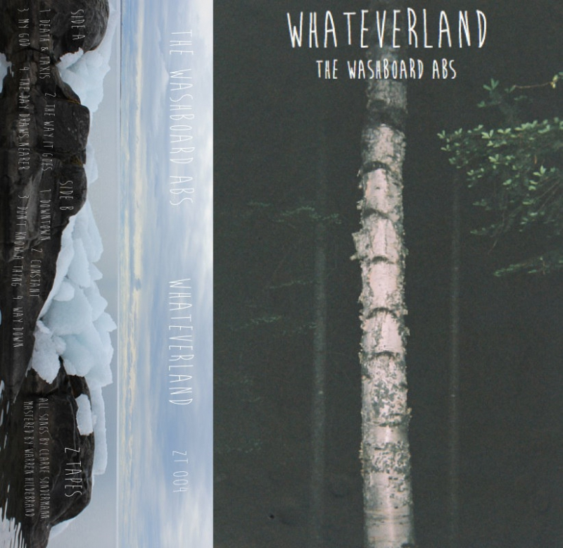 The Washboard Abs - Whateverland