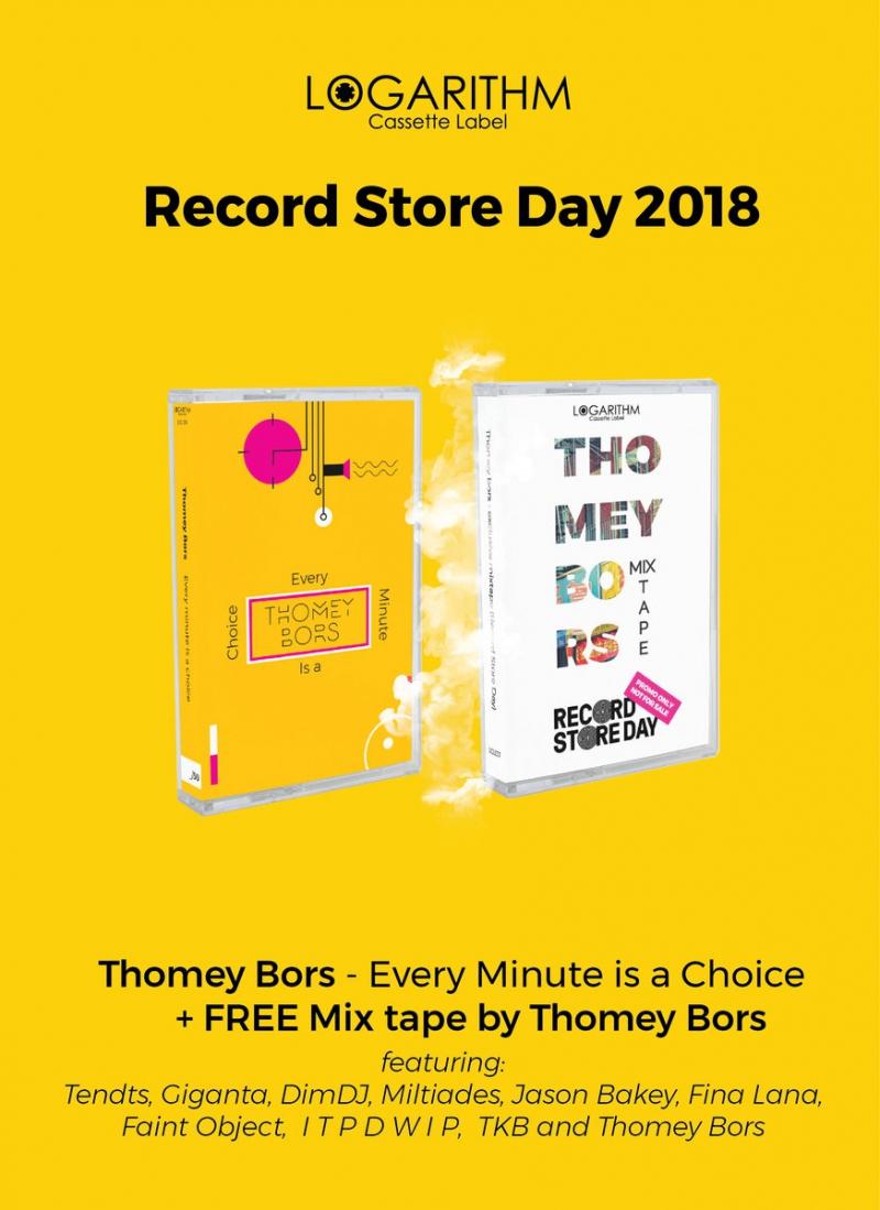 Thomey Bors -Every Minute Is A Choice