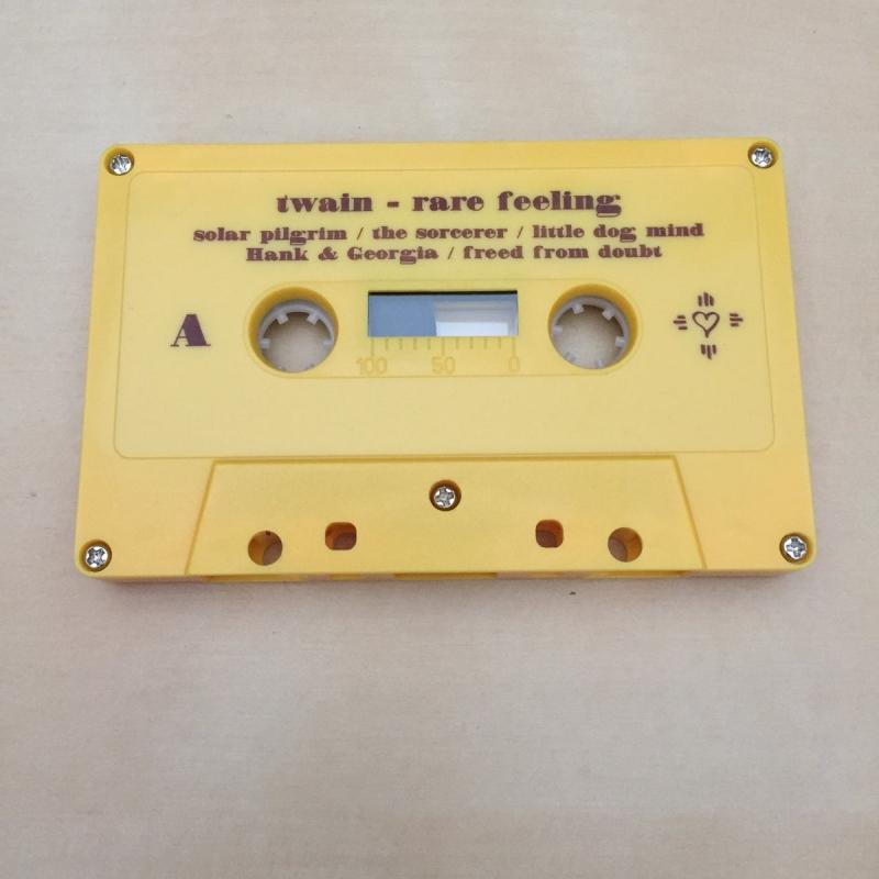 Twain - Rare Feeling