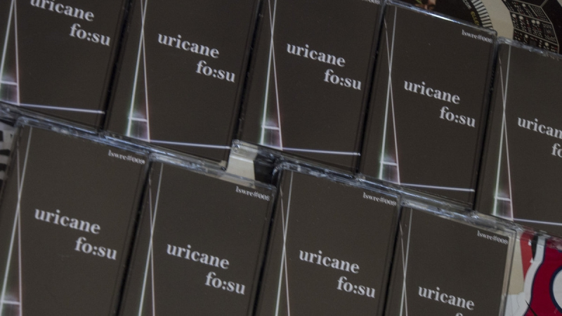 Uricane - °Fo:su (Limited Tape Edition)