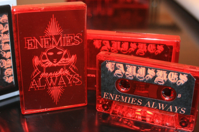 Vanishes - Enemies Always