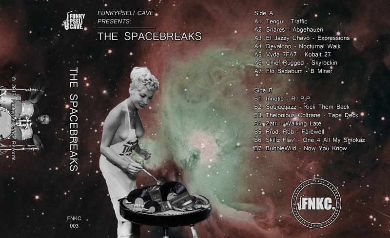Various Artists - The Spacebreaks