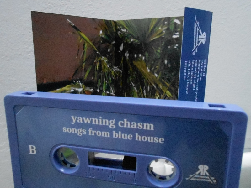 Yawning Chasm - Songs From Blue House