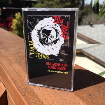 Zig Zags / Feral Ohms - Unleashed In Long Beach